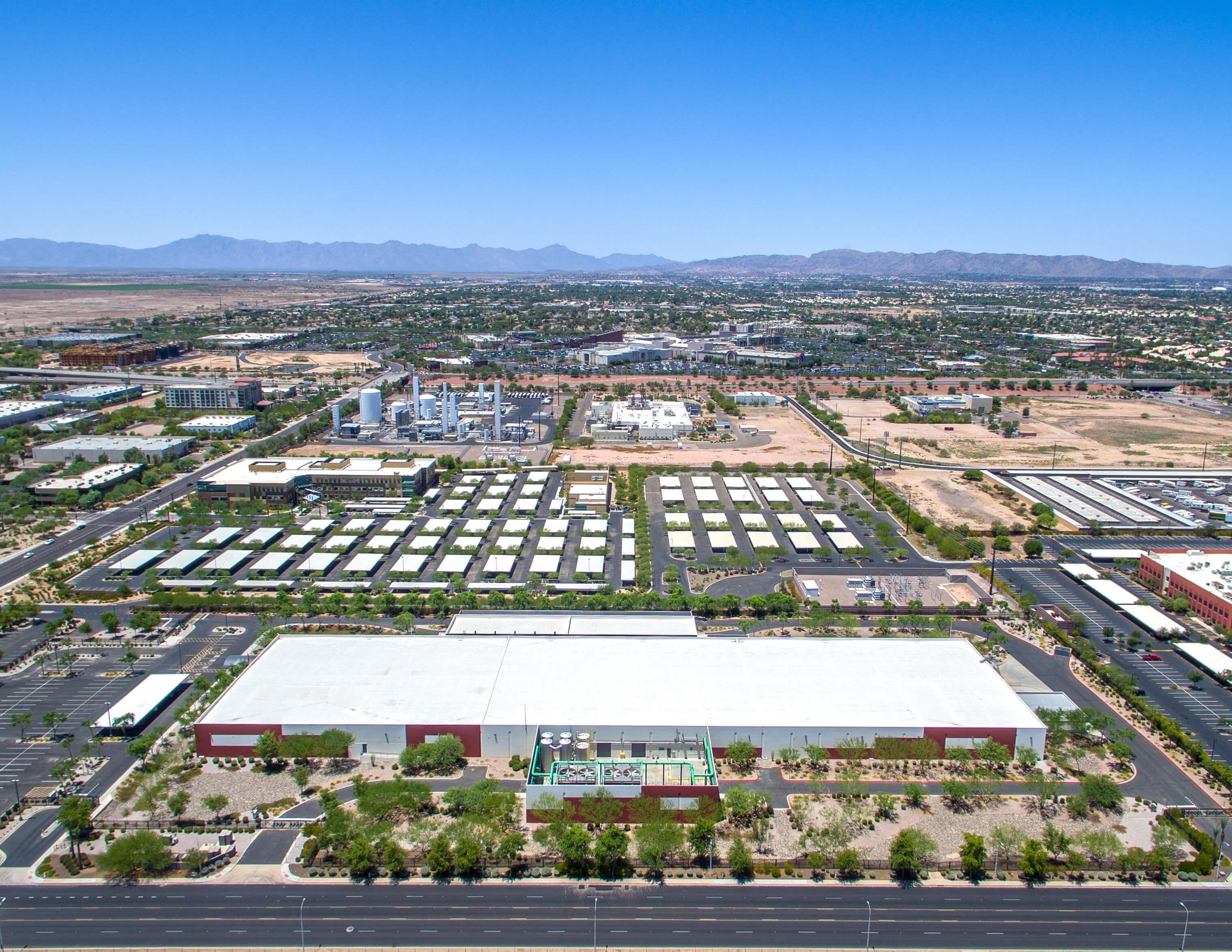 CBRE Arranges $72.75 Million Sale of Phoenix Flagship Data Center