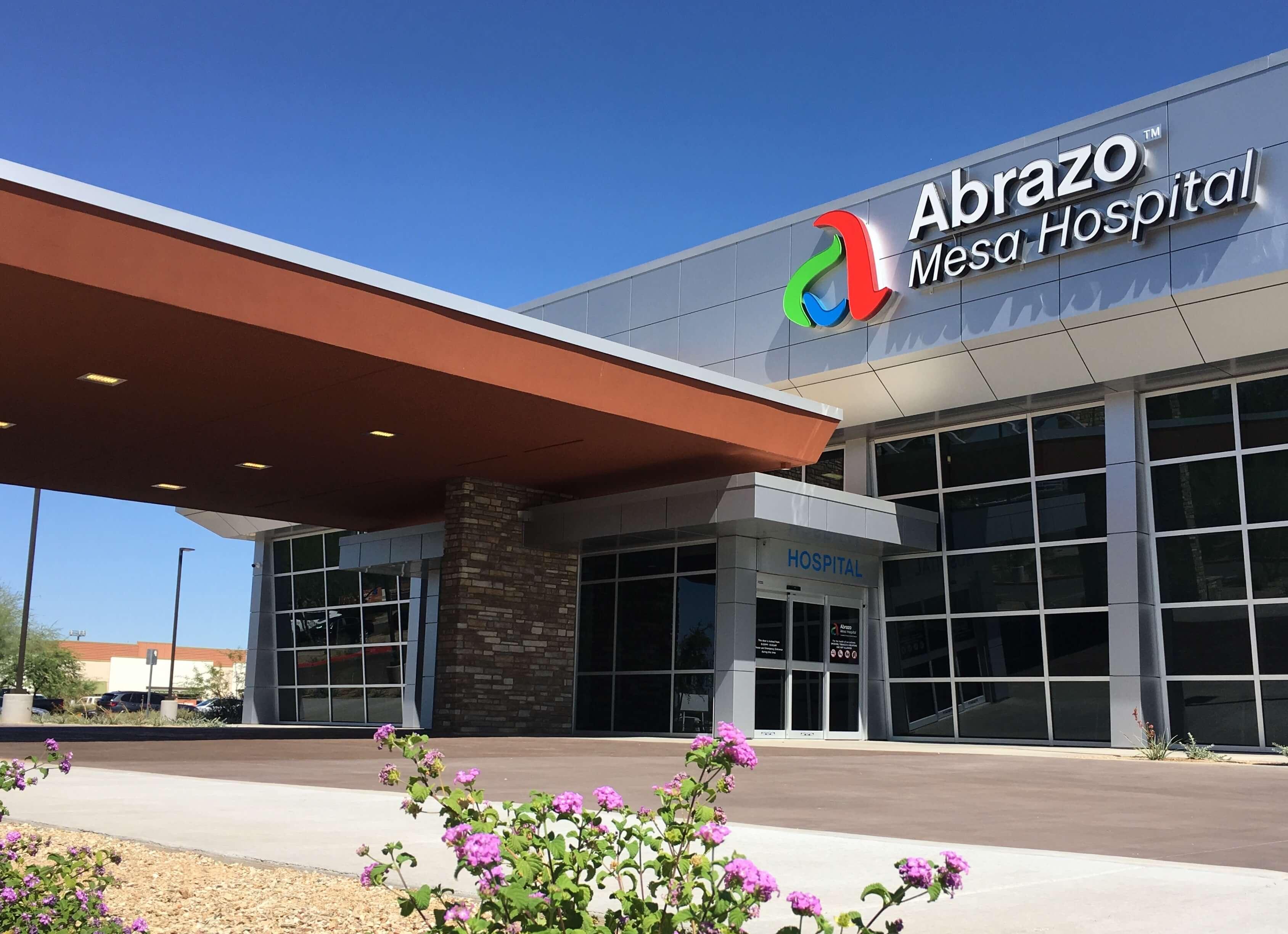 Abrazo Mesa Hospital Plans Fall Opening